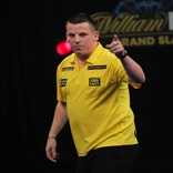 2011 Grand Slam of Darts - Picture courtesy of Lawrence Lustig / PDC