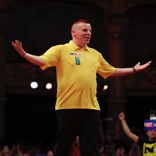 2011 World Matchplay - Picture courtesy of Lawrence Lustig / PDC