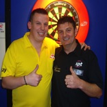 2011 Players Championship 29 Winner - Picture courtesy of Lawrence Lustig / PDC