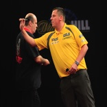 2013 Grand Slam of Darts - Picture courtesy of Lawrence Lustig / PDC