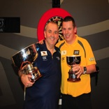 2014 Grand Slam of Darts - Picture courtesy of Lawrence Lustig / PDC