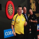 2015 Grand Slam of Darts - Picture courtesy of Lawrence Lustig / PDC