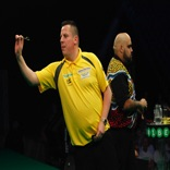 2016 European Championship - Picture courtesy of Lawrence Lustig / PDC