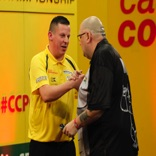 2016 Players Championship Finals - Picture courtesy of Lawrence Lustig / PDC